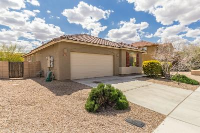 Marana Single Family Home For Sale: 11339 W Stone Hearth Street