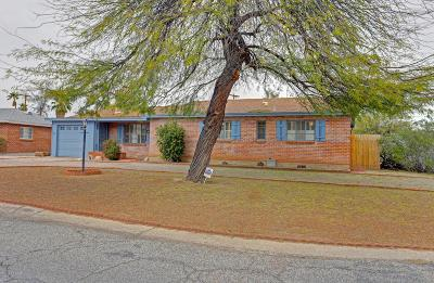 Tucson Single Family Home For Sale: 4357 E Cooper Circle