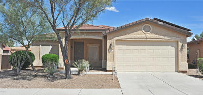 Tucson Single Family Home For Sale: 7628 W Gold Rock Place