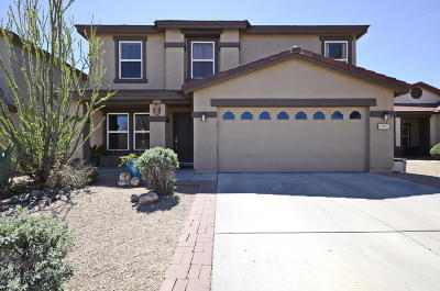 Pima County, Pinal County Single Family Home For Sale: 749 W Bougainvillea Drive