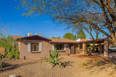 Tucson AZ Single Family Home For Sale: $279,900