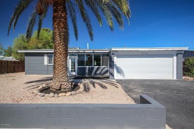 Tucson Single Family Home For Sale: 2132 S Magnolia Avenue