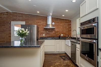 Tucson Single Family Home For Sale: 6262 S Caballo Road