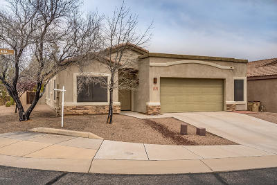 Sahuarita AZ Single Family Home Sold: $210,000