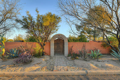 Tucson Single Family Home For Sale: 3501 N Tucson Boulevard