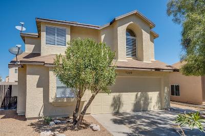 Tucson Single Family Home For Sale: 7209 S Avenida Del Nopal