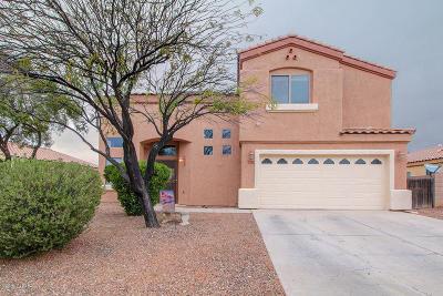 Tucson Single Family Home For Sale: 6282 W Mesa Garden Drive