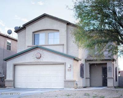 Tucson Single Family Home For Sale: 3790 E Felix Boulevard