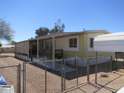 Tucson Mobile Home For Sale: 1607 W Higgins Lane
