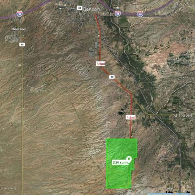 Cochise County Residential Lots & Land For Sale: Sabin Street