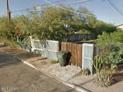 Tucson Residential Lots & Land For Sale: 1011 S Meyer Avenue #4