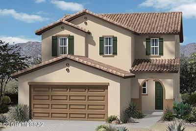 Tucson AZ Single Family Home For Sale: $222,720