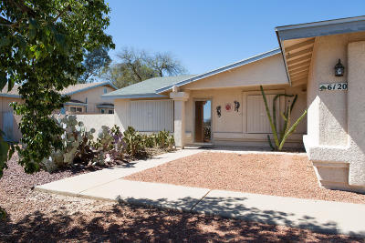 Tucson Single Family Home For Sale: 6120 S Upfield Drive
