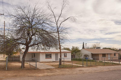 Tucson Single Family Home For Sale: 4650 E Juarez Street