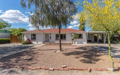 Single Family Home Active Contingent: 2701 E La Cienega Drive
