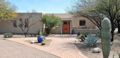 Tucson Single Family Home For Sale: 5628 N Cotton Place