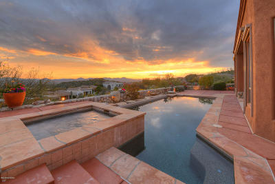 Tucson Single Family Home For Sale: 4010 E Playa De Coronado