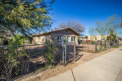 Tucson Single Family Home For Sale: 302 W Kentucky Street