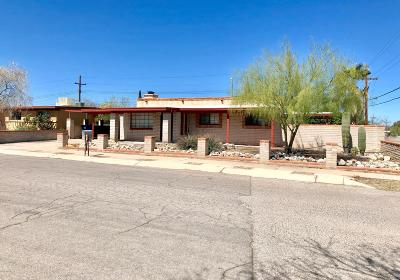 Tucson Single Family Home For Sale: 8555 E Shasta Drive