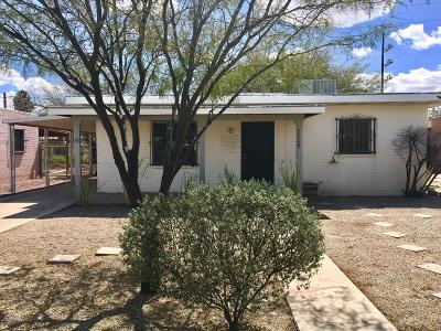 Tucson Single Family Home For Sale: 2208 E 19th Street