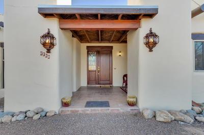 Tucson Single Family Home For Sale: 8750 E Bears Path Road