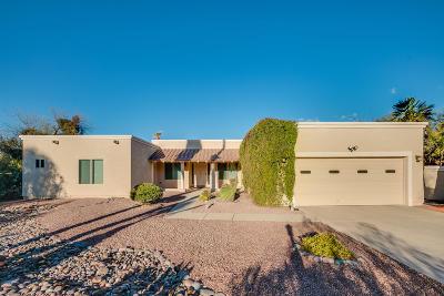 Tucson Single Family Home For Sale: 7865 E Pinon Circle