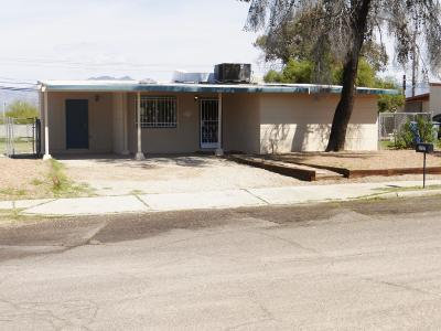 Tucson Single Family Home For Sale: 3937 E 26th Street