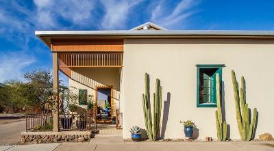 Tucson Single Family Home For Sale: 216 S Avenida Del Sembrador