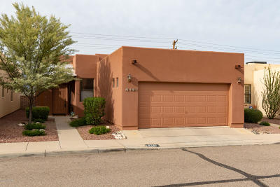 Tucson Single Family Home Active Contingent: 4141 E Calle Henequen