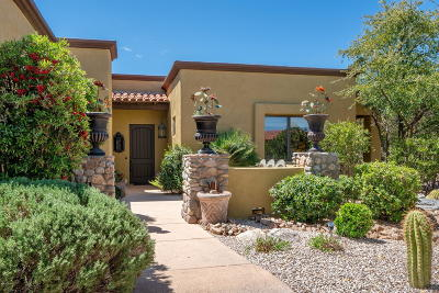 Tubac Single Family Home For Sale: 60 Rosalies Court