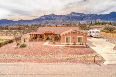 Sierra Vista Single Family Home Active Contingent: 5276 E Desert Spoon Drive