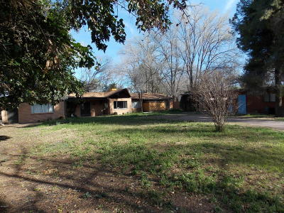 Patagonia Single Family Home Active Contingent: 334 Roadrunner Lane