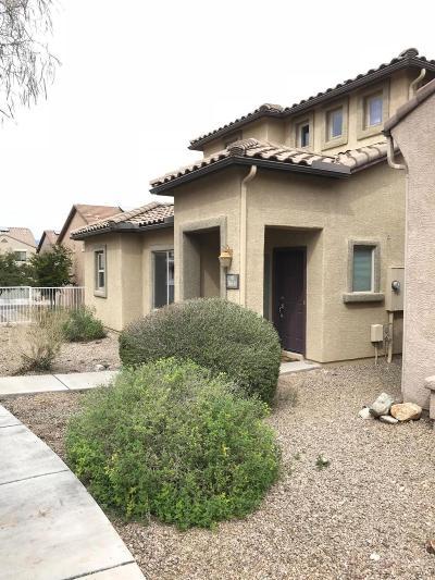Tucson Single Family Home For Sale: 10635 E Native Rose Trail