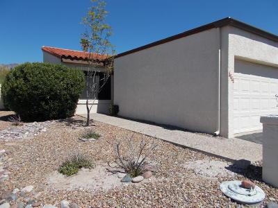 Tucson Townhouse For Sale: 7962 E Sabino Sunrise Circle