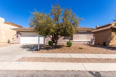 Single Family Home For Sale: 9553 E Via Del Sol Caliente