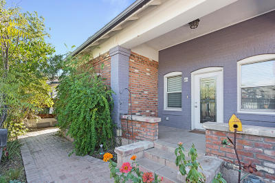 Single Family Home Active Contingent: 46 W Kennedy Street