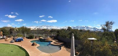 Oro Valley Single Family Home Active Contingent: 12970 N Eagleview Drive