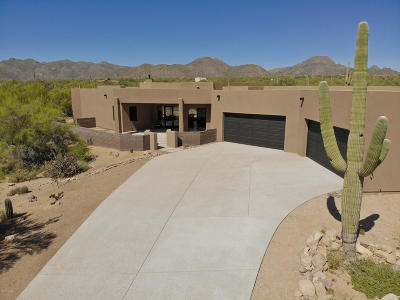 Marana Single Family Home For Sale: 6067 W Quail Nest Place