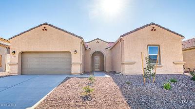 Marana Single Family Home For Sale: 9401 W Desert Bighorn Trail