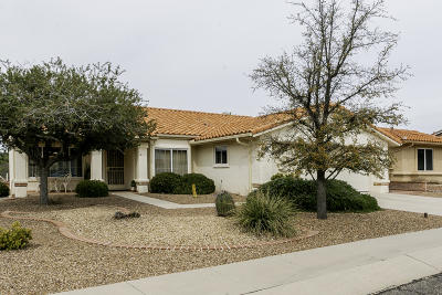 Oro Valley Single Family Home Active Contingent: 14731 N Flagstone Drive