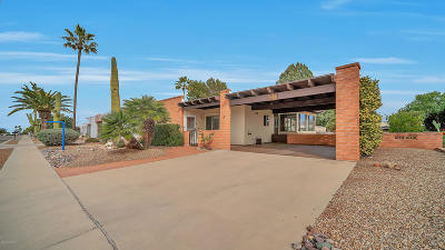 Green Valley Single Family Home Active Contingent: 1641 S San Luis