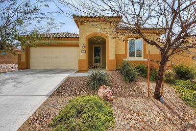 Marana Single Family Home For Sale: 14142 Bright Angel Trail