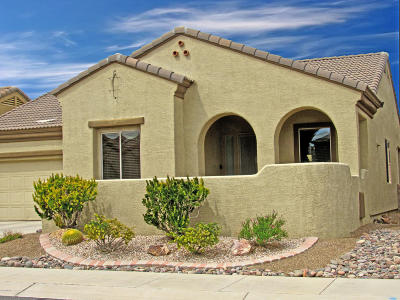 Green Valley Single Family Home Active Contingent: 5862 S Henderson Canyon Drive