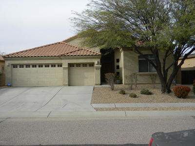 Single Family Home Active Contingent: 6516 W Knoll Pines Way