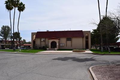 Tucson Condo Active Contingent: 6322 N Barcelona Lane