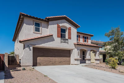 Tucson Single Family Home Active Contingent: 6980 S Catchfly Court