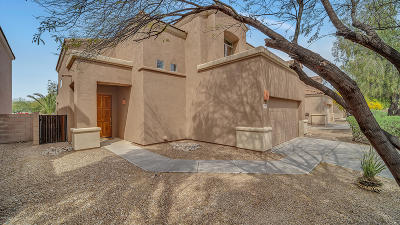Tucson Single Family Home For Sale: 5465 N Little River Lane