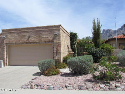Tucson Townhouse For Sale: 203 E Crooked Stick Drive