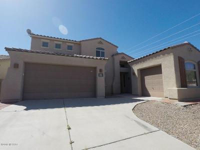 Tucson Single Family Home For Sale: 7966 N Coltrane Lane