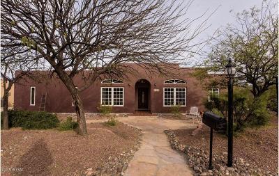 Sahuarita Single Family Home For Sale: 17775 S Placita Del Mago